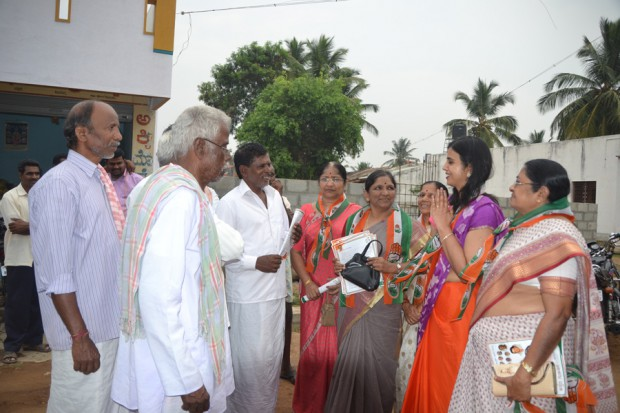 Manjunath-Bhandary-Election-Campaign-2014-33