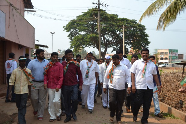 Manjunath-Bhandary-Election-Campaign-2014-41