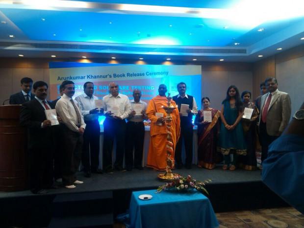 Chairman at Book Release of Arunkumar Khannur